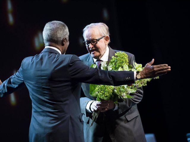 Galerii: president Martti Ahtisaari 80 - Postimees
