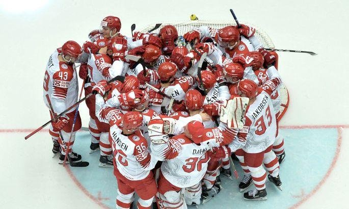 Финны разбили норвежцев вматче чемпионата мира похоккею