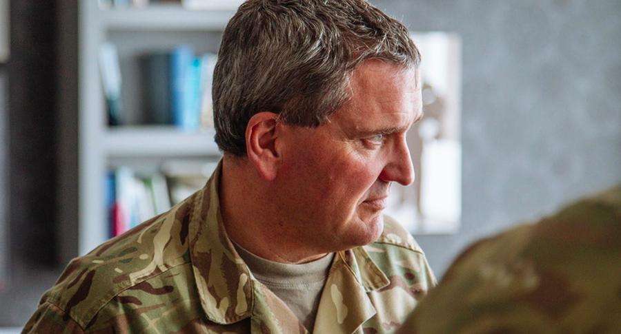 Планируем усилить охрану стран Балтии воздушными иморскими силами— Замкомандующего НАТО