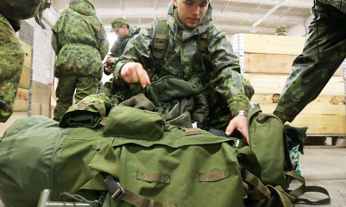 ВЭстонии стартовали крупнейшие вистории страны военные учения