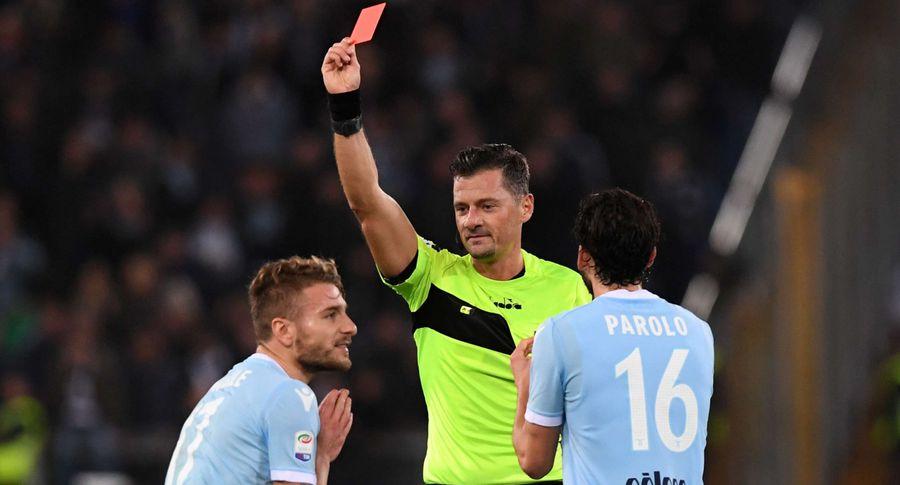 «Лацио» готов бойкотировать матчи Серии, Аиз-за судейства