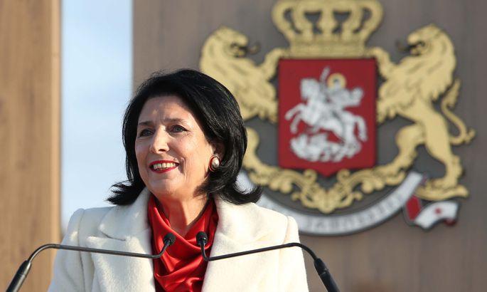 Щеткина возглавила белорусскую делегацию наинаугурации Президента Грузии