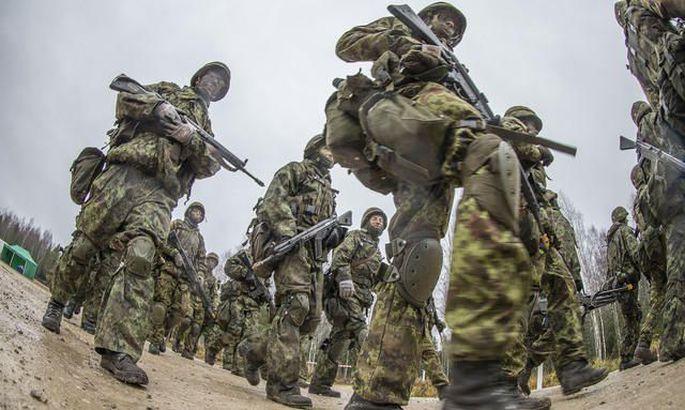 «Ёж2018»: Эстония проведет крупнейшие засвою историю военные учения