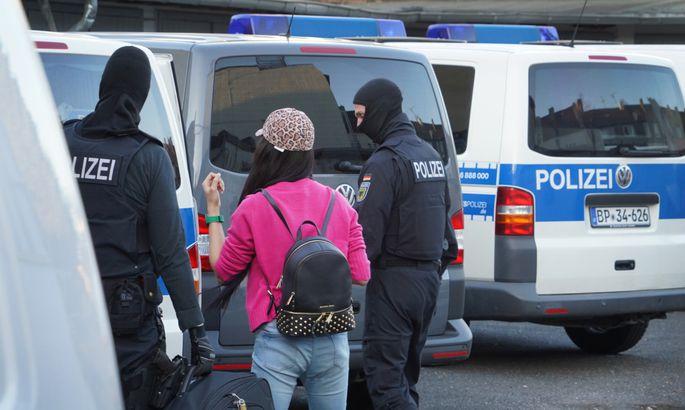 Германия готова принять еще 10 000 беженцев