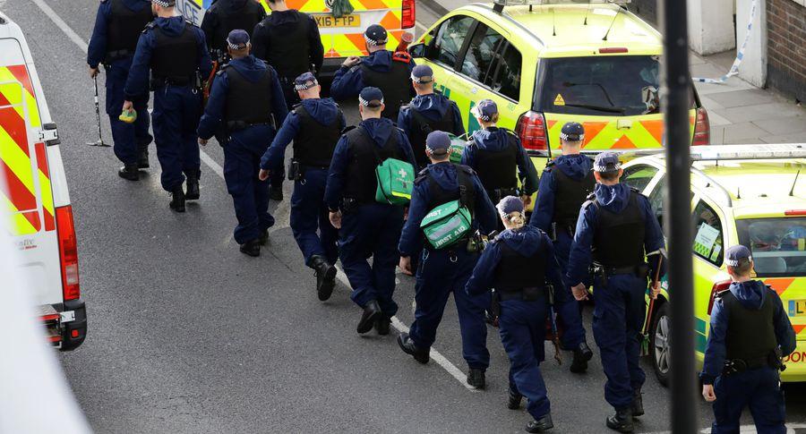 Уровень террористической угрозы вСоединенном Королевстве Великобритании понижен досерьёзного