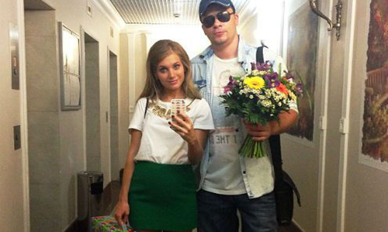 Гарик харламов и кристина асмус и их ребенок фото 2018