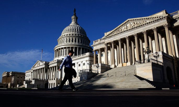 ВАмерике растет напряжение: съезд опять непринял бюджет