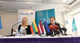 Joint bank of DNB, Nordea to be headquartered in Estonia