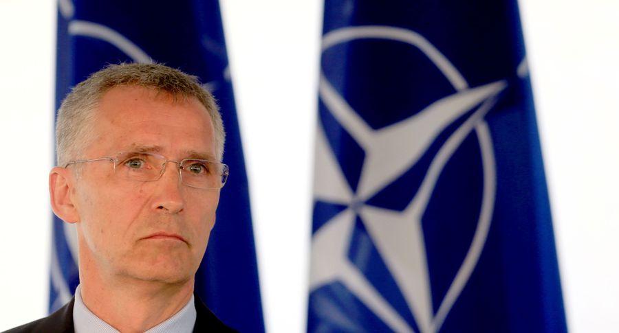 Кортеж генерального секретаря НАТО попал вДТП вВаршаве, четверо пострадавших