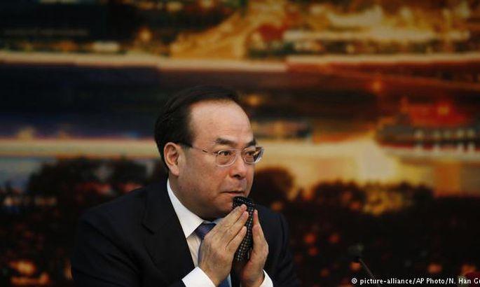 В КНР пожизненно осужден прежний член политбюроЦК КПК