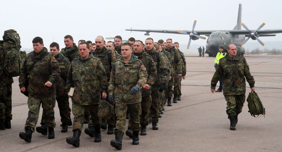 Утверждено создание «аналога НАТО» в EC: вошли 25 стран
