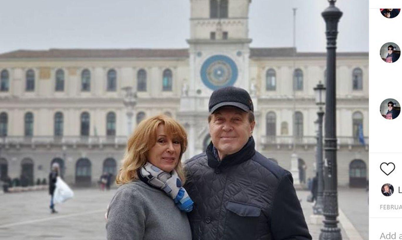 Лев Лещенко госпитализирован сподозрением накоронавирус