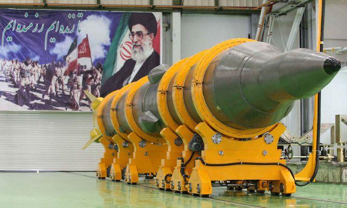 В мае Иран заявил об успешном испытании собственной ракеты