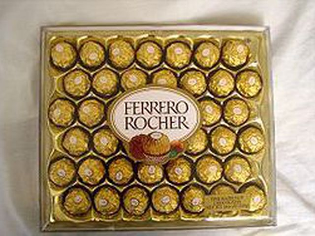 Ферреро роше конфету как сделать
