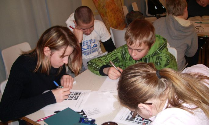 feaa1f06ffd Raeküla gümnaasiumis peeti saksa keele päeva - Uudised - Pärnu Postimees