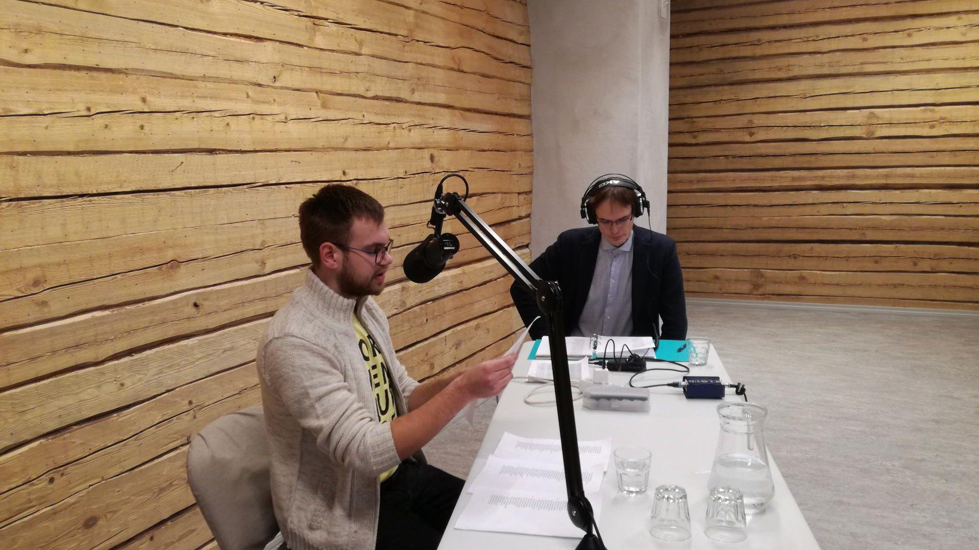 Vooremaalased varusid Eesti rahvuseepose helisalve