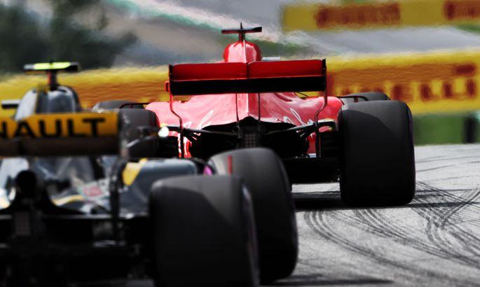 Ferraril f1 2