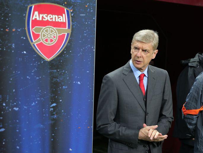 f0fe7daacd5 Londoni Arsenali peatreener Arsene Wenger läheb Meistrite liigas vastamisi  oma endise koduklubiga. Foto: