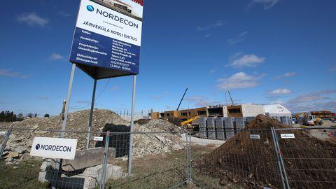 Nordecon tegi mullu rekordilise käibe