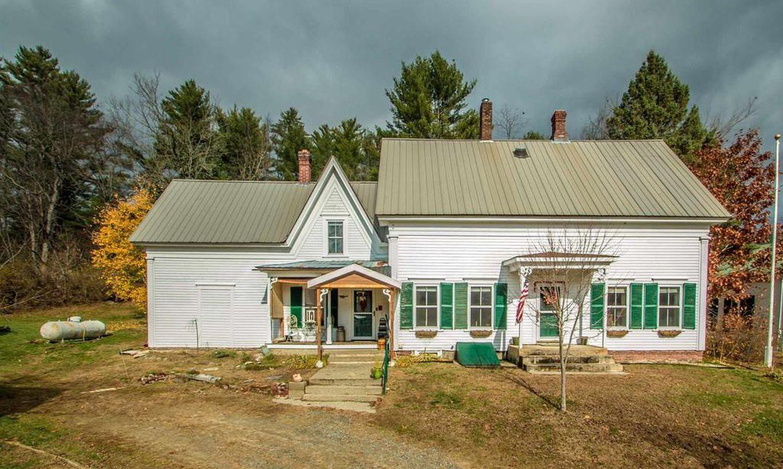 Жилой дом за рубежом на заработки в канаду