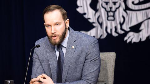 Terviseameti kriisistaabi juht Ragnar Vaiknemets