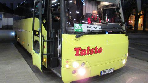 Суд объявил автобусную фирму Taisto банкротом