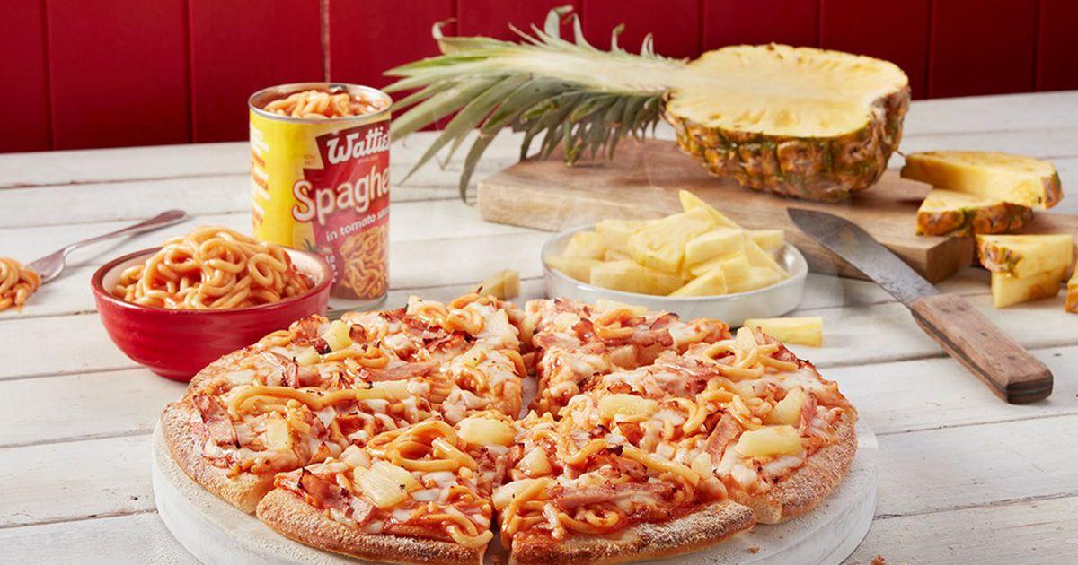 Geniaalne või rõve? Populaarne pitsakett tuli välja vastuolulise pitsaga
