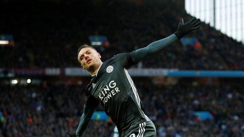 Inglismaa kõrgliiga: Leicester City ja Vardy imeline hooaeg jätkub