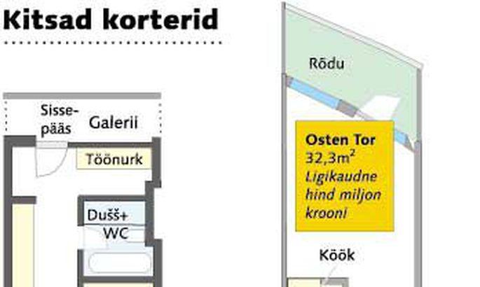 3c3d7aac5db Kuidas sisustada väga piklikku kodu? - Arhiiv - Postimees: Värsked ...