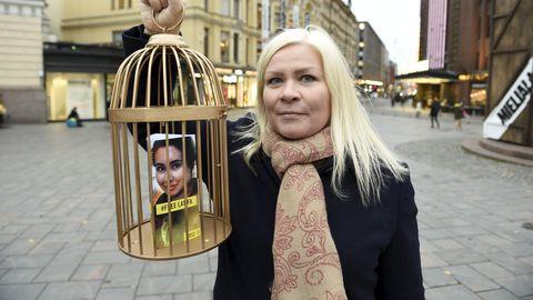 Soomlannaga Dubaist põgeneda üritanud printsess vangistati villasse
