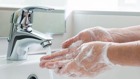 Käte pesemine