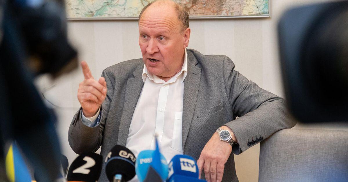 Karmo Tüür: käsklus «suu kinni» on parlamendisaalis lubamatu!
