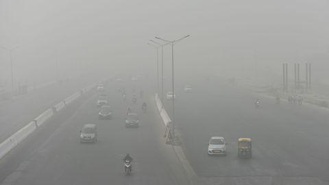 Sudu India pealinnas New Delhis.