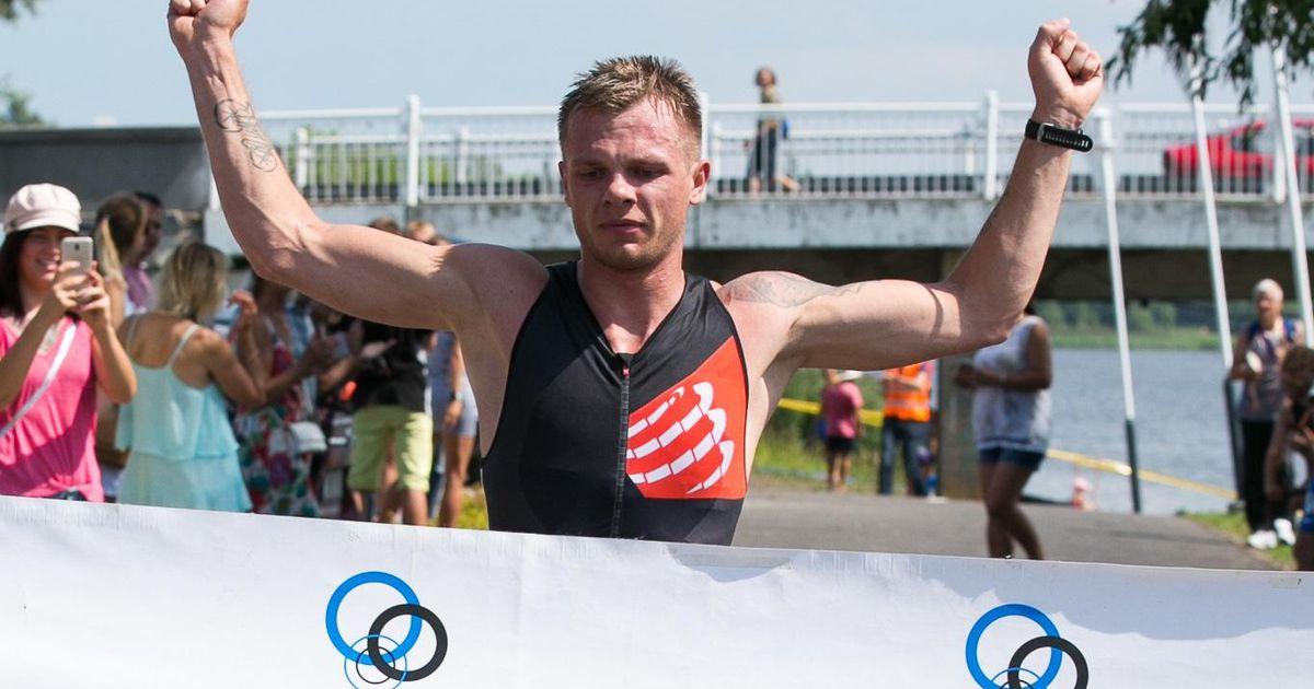 Timmo Jeret võidutses ka Haapsalu triatlonil