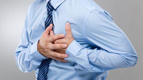 Infarkti tunnuseks on valu südame piirkonnas, ent see pole ainus sümptom.