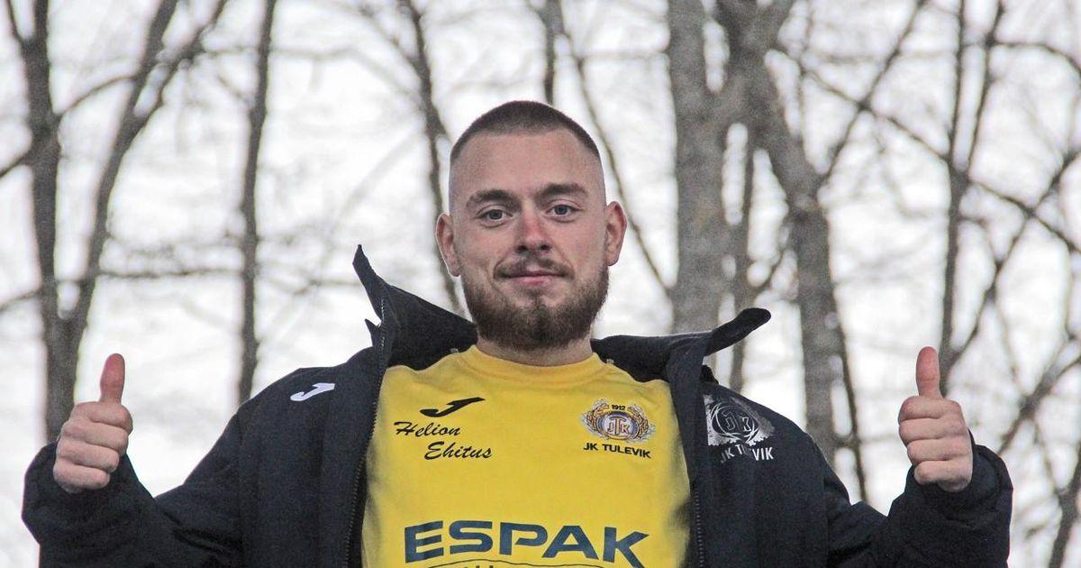 Sander Kapper naaseb Viljandisse ja liitub taas Tulevikuga