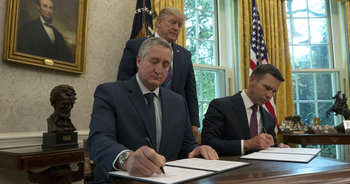 Trump: USA sõlmis Guatemalaga turvalise lähteriigi kokkuleppe