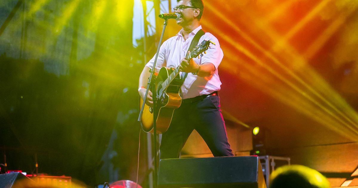 Jüri Homenja hakkas kitarri õppima tänu pioneerilaagri elamusele