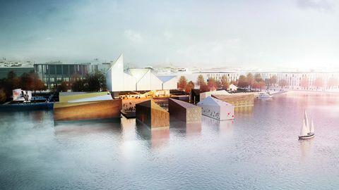 Pärnu muuseumi nõukogu juht: Kunstisadama arendus on UKMi kätes