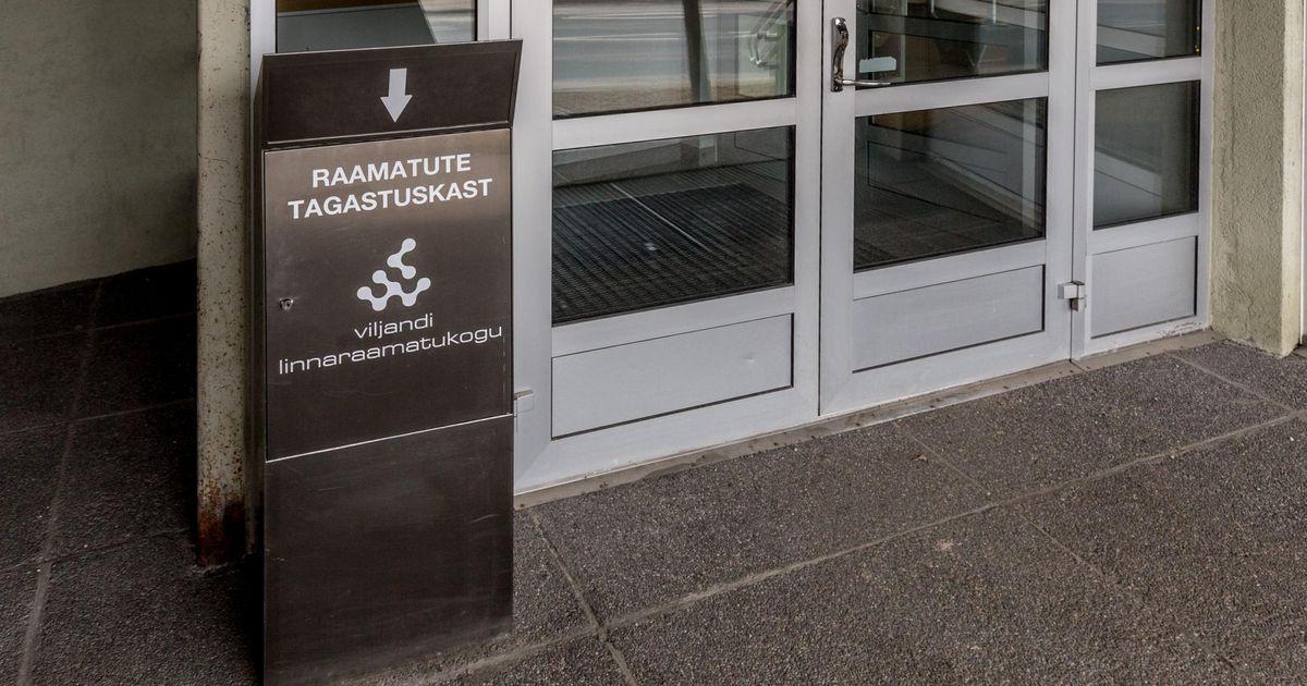 Viljandi linnaraamatukogu korraldab taas viivisevabad pühad