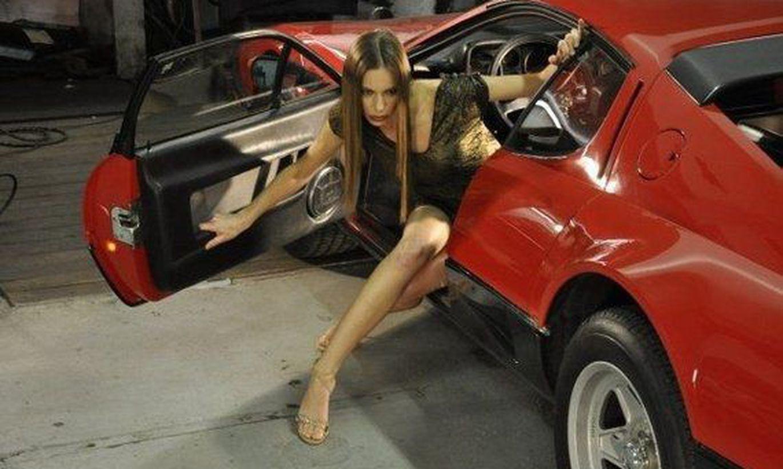 Фото секса в машинах, Секс в машине со шлюхой (26 фото) 14 фотография