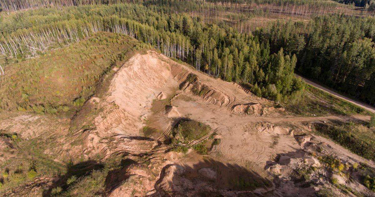 Keskkonnaamet menetleb Haljala valla kaevandusluba