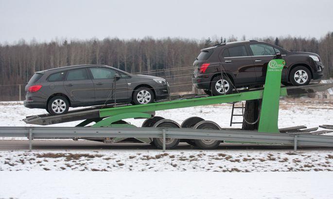 3d0b90652ad Uute autode registreerimine tegi Eestis suure languse - Uudised ...