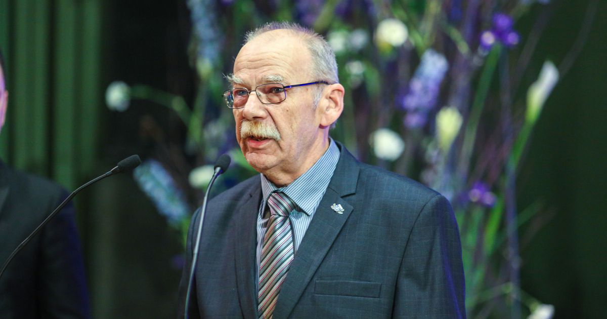 GALERII  Põlvamaa vapimärgi pälvis Leo Kütt