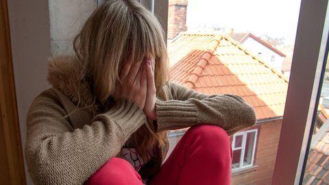Nii nagu ärevus, on ka depressioon peresüsteemis «nakkav» foto: Elmo Riig / Sakala