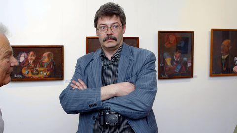 Psühholoog ja Tallinna ülikooli professor Aleksander Pulver