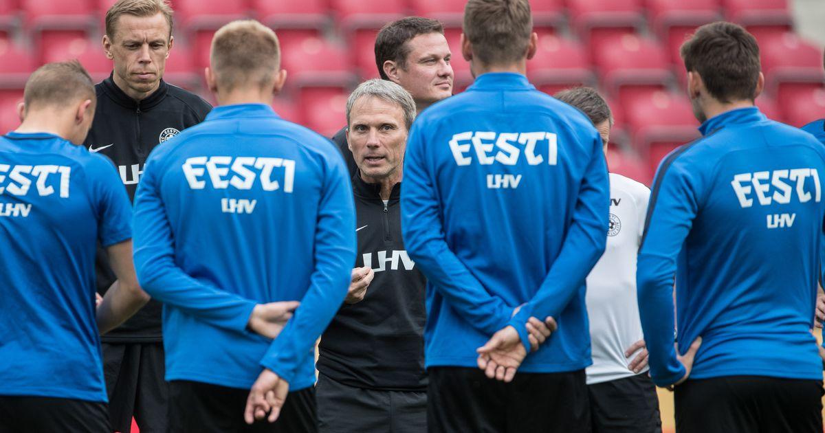 Otseblogi: Eesti jalgpallikoondis kohtub neljakordse maailmameistri Saksamaaga