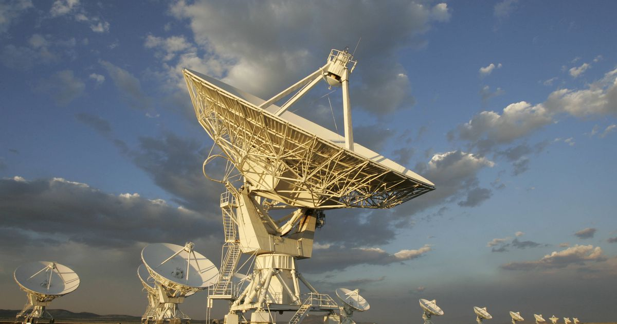 Kanada observatoorium tabas müstilised raadiolaine-pursked süvakosmosest