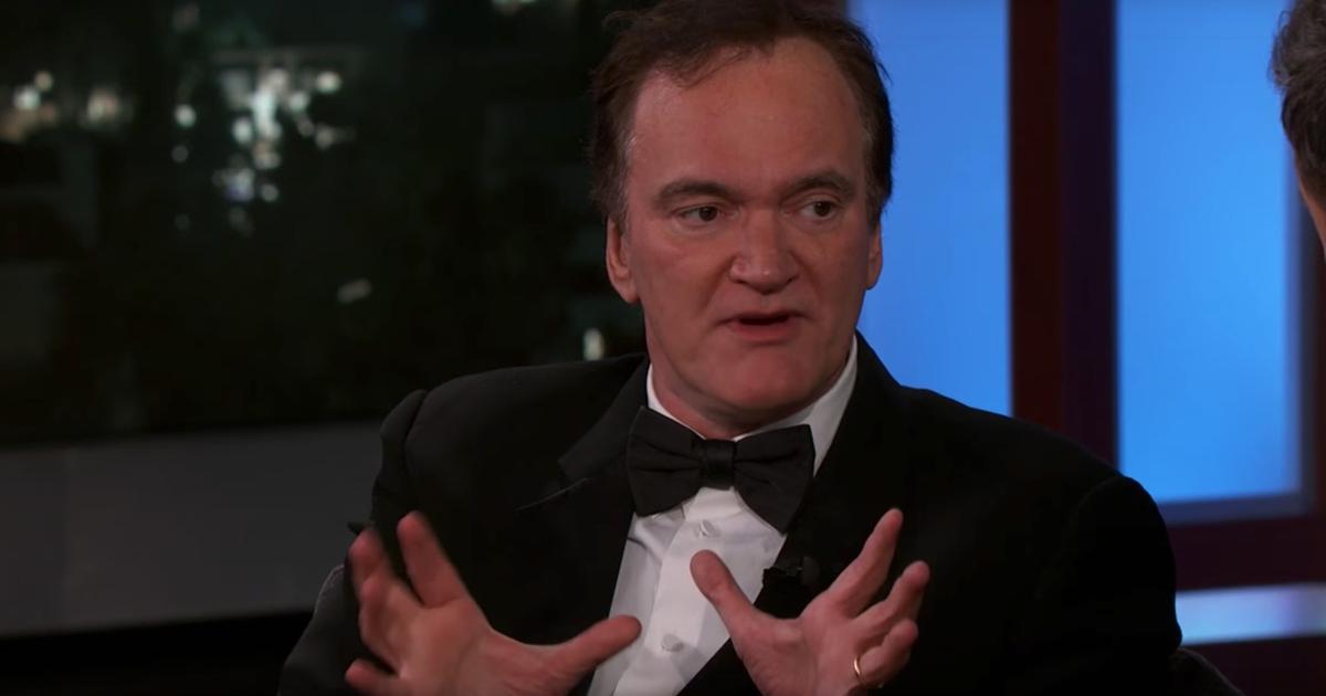 Video: Äsja abiellunud Quentin Tarantino teatas, et tõmbab režissöörikarjäärile joone alla