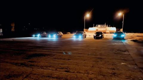Autokogunemised käivad igas Eesti nurgas rangete karantiinireeglite järgi.